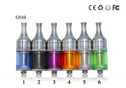 Modernes Popular Colorful Electronic Cigarette GS10 CE10 Atomizer Vaporizer für E Cigarettes
