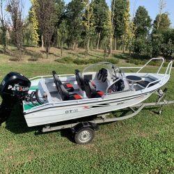 4.6 Velocidade do Dosador Barco/Sport Boat /todos os Soldados Barco de Pesca de alumínio de cabina para venda a quente