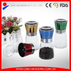 Дешевые регулируемый керамический механизм соли и перца мельница, травы шлифовального станка, травы, жгучий шлифовального станка, жгучий мельницей