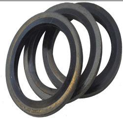 Ressort moteur pièces composé métallique du joint en caoutchouc