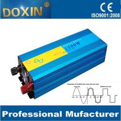 Haute efficacité Onde sinusoïdale pure DC12V AC220V 1500W de puissance onduleur