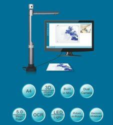 USB الرقمية مقدم المرئي مع 5MP و2MP كاميرات مزدوجة (V520)