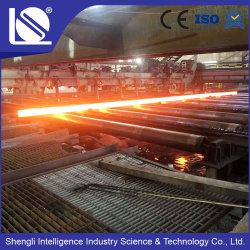Shengli rendant la production d'acier CCM utilisés dans de nombreuses industries
