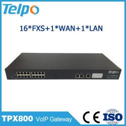 2017 Китая поставщиком FXS FXO аналогового телефона VoIP устройства