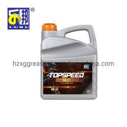 Lubricantes de automoción Sj 5W30 de gasolina sintética de aceite del motor motor del coche