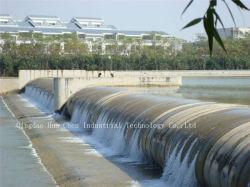 Résistant à la lumière du soleil de l'eau du barrage en caoutchouc de remplissage