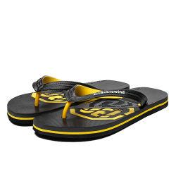 Personalizável Flip-Flop Clássica Beach Exterior Thong Sandals confortável sapatos de Verão Toe Aberto