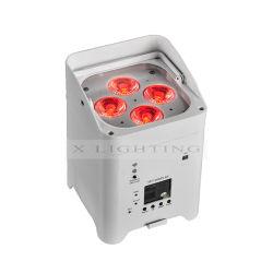 Hersteller-batteriebetriebene Radioapparat DMX LED NENNWERT Lichter
