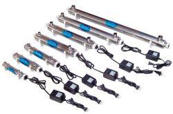 Esterilizador UV 6 W para el sistema de agua RO con precio competitivo