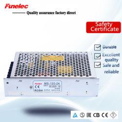 120watt 24V Transformateur de driver de LED 5une alimentation à découpage