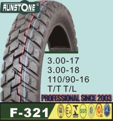 クロス・カントリーのタイヤ(3.00-17 3.00-18 110/90-16) T/T T/L