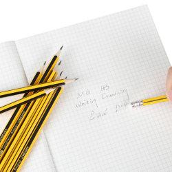 Eraser와 함께 하는 고품질 개인 학교 Hb 나무 리드 연필