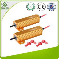 Fixar a lâmpada 50W 6 ohm resistor de carga LED