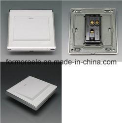 1 токопроводящей дорожки 1 большой путь 10A250V пластика белого цвета переключателя с плоским экраном