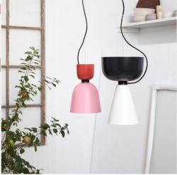 豪華で小さいアルミニウム鉄の物質的なE27照明ランプ