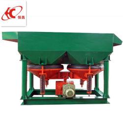 Флюорита /Garnet/ Барите завод по переработке по разминированию с зажимными приспособлениями машины