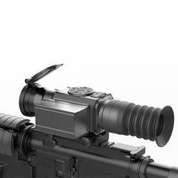 Het multifunctionele Gezicht Riflescopes van de Thermische Weergave Nightvision met de Ingebouwde Afstandsmeter van de Laser