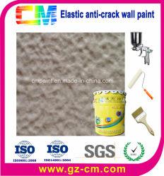 Revêtement mural- chambre de peinture ignifuge élastique extérieure