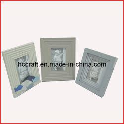 Neues Soild Wooden Foto Frame Set für Gift