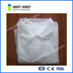 Heißer verkaufenqualitäts-weißer wegwerfbarer Kind-Kittel