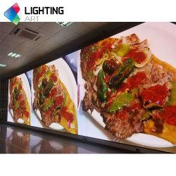 Tipo locativo tabellone per le affissioni dell'interno di prezzi di cena dello schermo di visualizzazione del LED P2.6/P2.97/P3.91/P4.81 500*500 500*1000 LED
