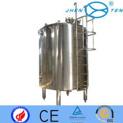 Санитарные из нержавеющей стали напиток вино молоко растворитель масла водой резервуар для хранения химических веществ
