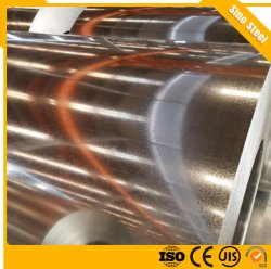 Dx51d Galvanized Steel Coil Gi Roll with Certificate(ISO, BV, CE, SGS)