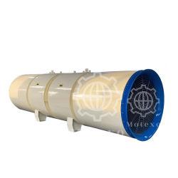 Planta de Energía Eléctrica hidroeléctrica Túnel del ventilador para el sistema de ventilación de túneles
