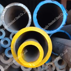 أنبوب سلس من الفولاذ المقاوم للصدأ (304H 304 316 316L 321 310S)