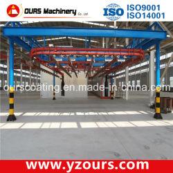La sobrecarga ampliamente usada cinta transportadora con diseño personalizado