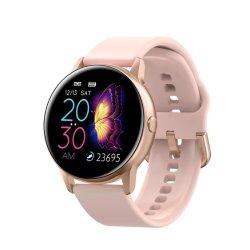 Drijver van de Geschiktheid van de Zuurstof van het Bloed van de Bloeddruk van het Tarief van het Hart van Smartwatch de Waterdichte Voor de Horloges van de Telefoon Slim Horloge