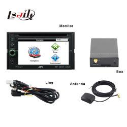 Sistema de navegación para reproductor de DVD JVC