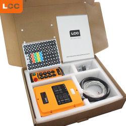 Kran-drahtloses Fernsteuerungs der Tasten-Q606 6 industrieller doppelten der Geschwindigkeits-AC/DC24-48V