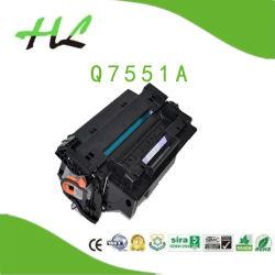 Совместимый лазерный картридж с тонером Q7551A для принтера HP