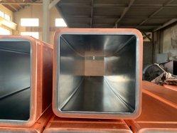El tubo del molde de cobre de piezas de repuesto de CCM