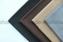 平野、Woven T/R、Selvage、165GSMのPolyester Rayon Fabric