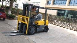 반대 균형 소형 3.5 톤 LPG/Gas/Gasoline/Electric/Diesel 포크리프트