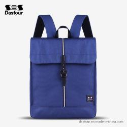 Il sacchetto di banco semplice classico dello zaino del computer portatile dello zaino di svago ha azione del USB