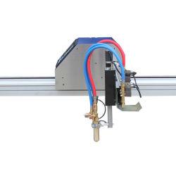CNC di alluminio 1525 del plasma delle tagliatrici 1530 teste della taglierina 2 con il Portable