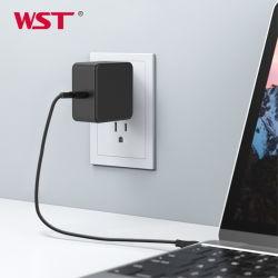 Tecnologia GAN Pd3.0 QC4.0 65W tipo C alimentazione caricabatteria veloce Consegna per telefono cellulare/portatile/MacBook/Airpad