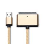 USB 3.0 dem Kabel zu des SATA Kabel-Computer IDE-SATA Adapter-HDD