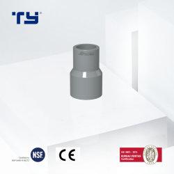 Sch 80 accessori per tubi di CPVC che riducono il collegamento rapido dell'accoppiamento per acqua calda e fredda