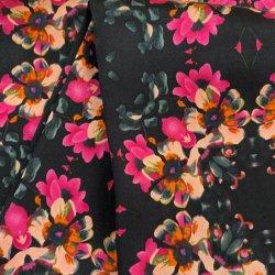 중국 공장 매트 실크 사틴 직물 새틴 스트레치 염색 컬러 데이터, 부드러운 모방 실크, 드레스 천, 나이트이어 패브릭