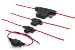 Voiture automobile Auto automobile 12AWG 8 AWG 16AWG 18AWG ATO ATC Inline Maxi Mini lame standard de support de fusible