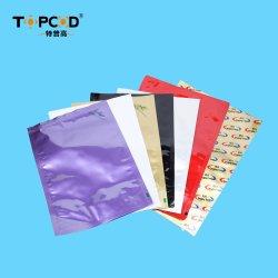 L'EDD barrière d'humidité du papier aluminium Sac pour puces/Wafer/LED de l'emballage
