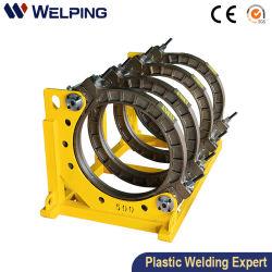 250 355 500 mm tuyau de plastique HDPE Welping Butt Machine de soudage de fusion pour tuyau de gaz en plastique/machines de soudage