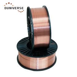 고품질 15kg 0.8mm AWS Er70s-6 용접 MIG 와이어 합금 구리 용접 와이어