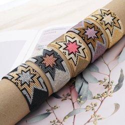 Vrouwen Armbanden Star Pulsera handgemaakte Wrap sieraden Bead Woven Vrienden Bead Woven Sieraden Fashion Miyuki Wrap Armband Wholesale Ready Te verzenden