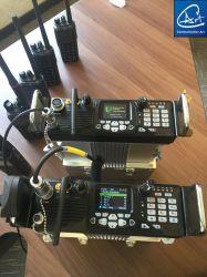 DMR VHF 低移動無線トランシーバ、 DMR およびアナログデュアルモード