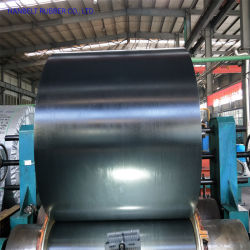 Tejido Multi-Ply Ep/nn cinta transportadora para transporte de minerales a granel en la minería.